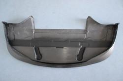 Porsche 991 cup front splitter