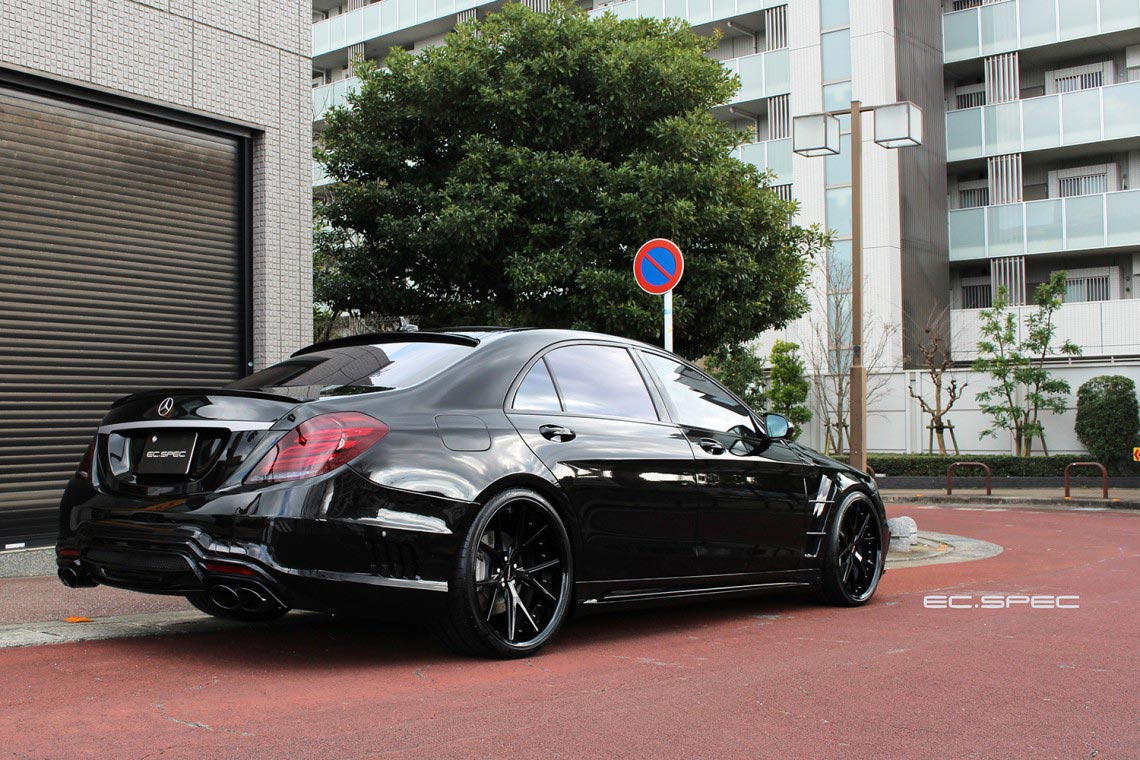 Mercedes AMG E class