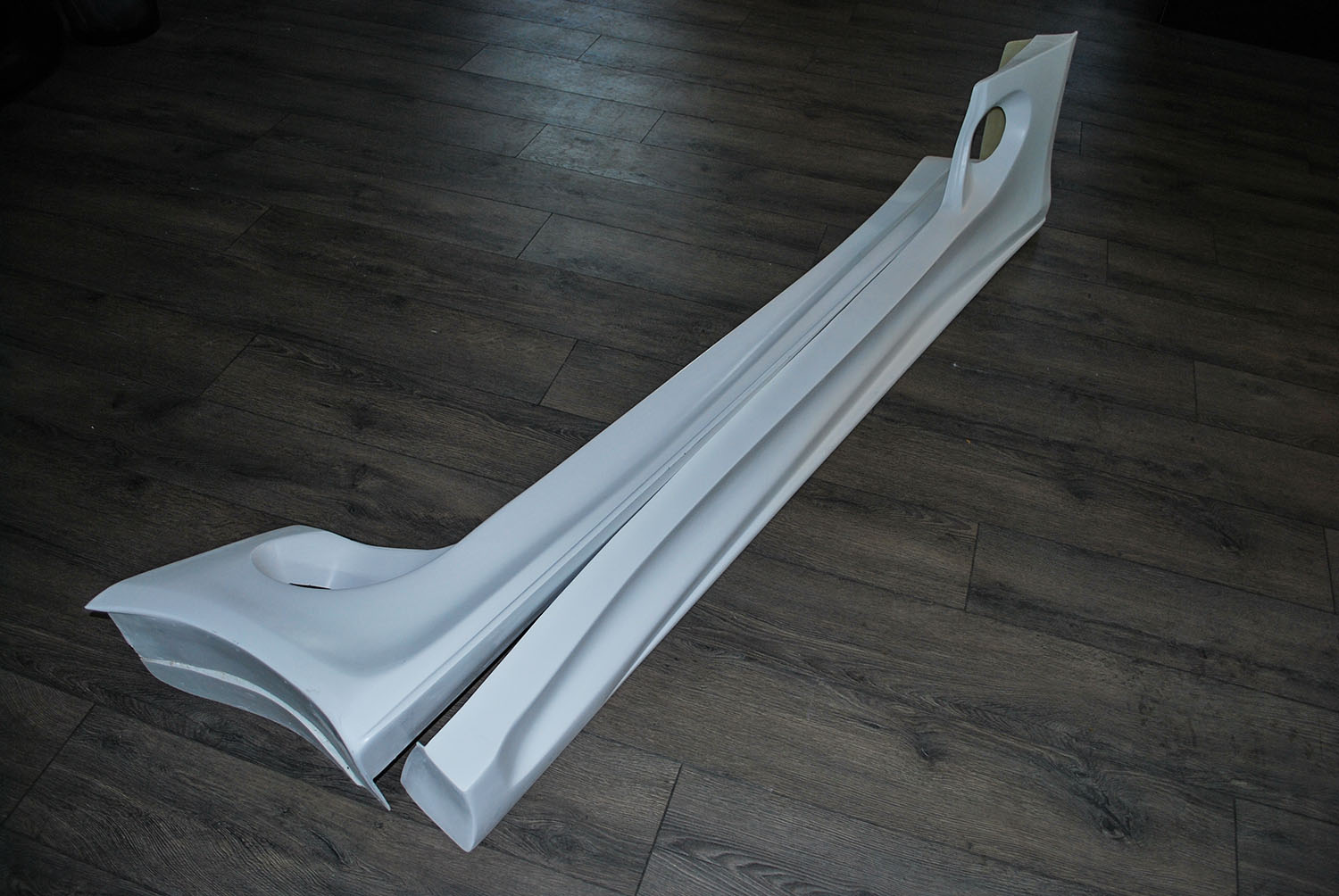 Speedwells Supra Side Skirts