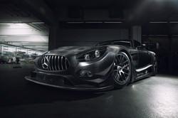 Mercedes AMG GTR GT3