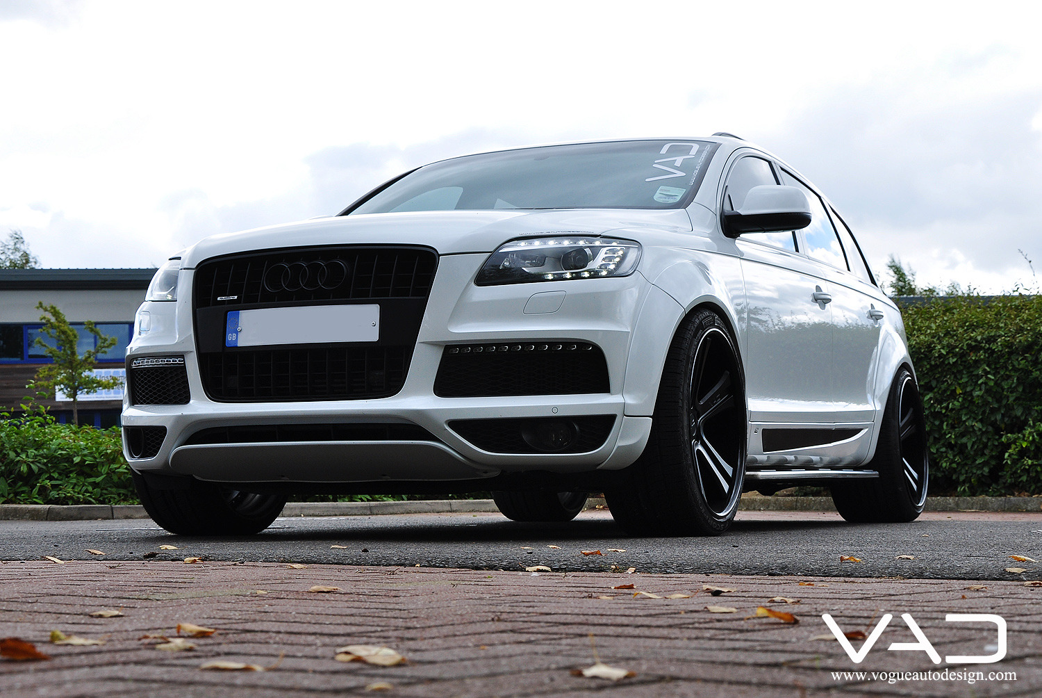 Audi Q7 ABT AS7 Wide Body
