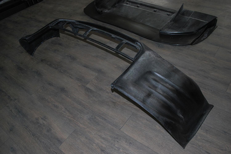 GTR_R35 Front Bumper