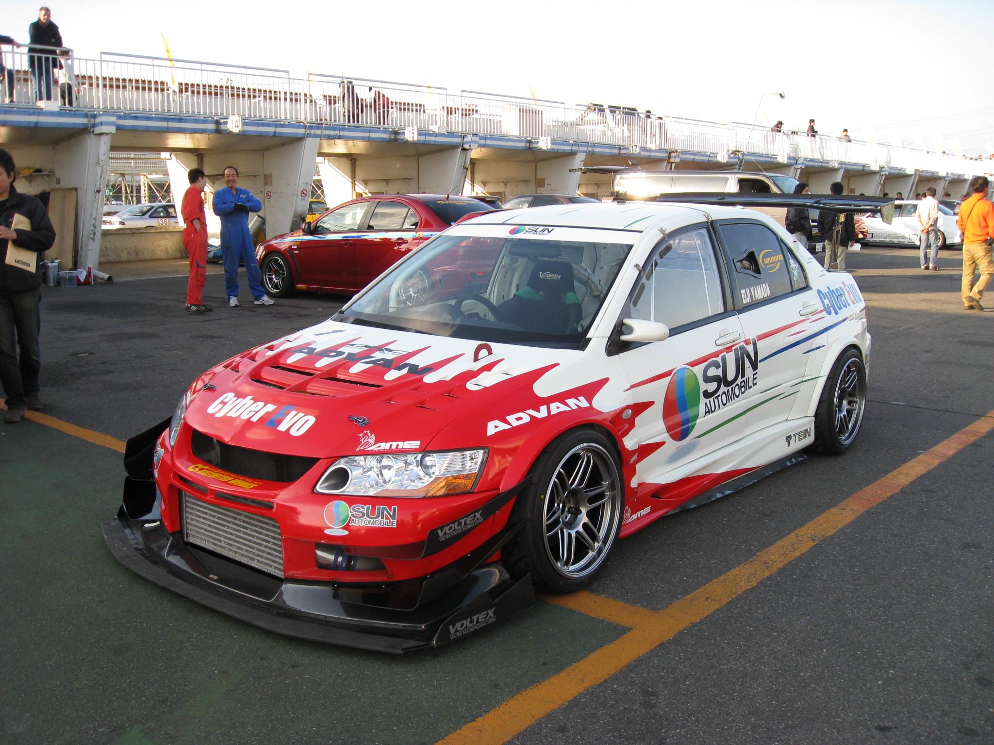 Mitsubishi Cyber Evo