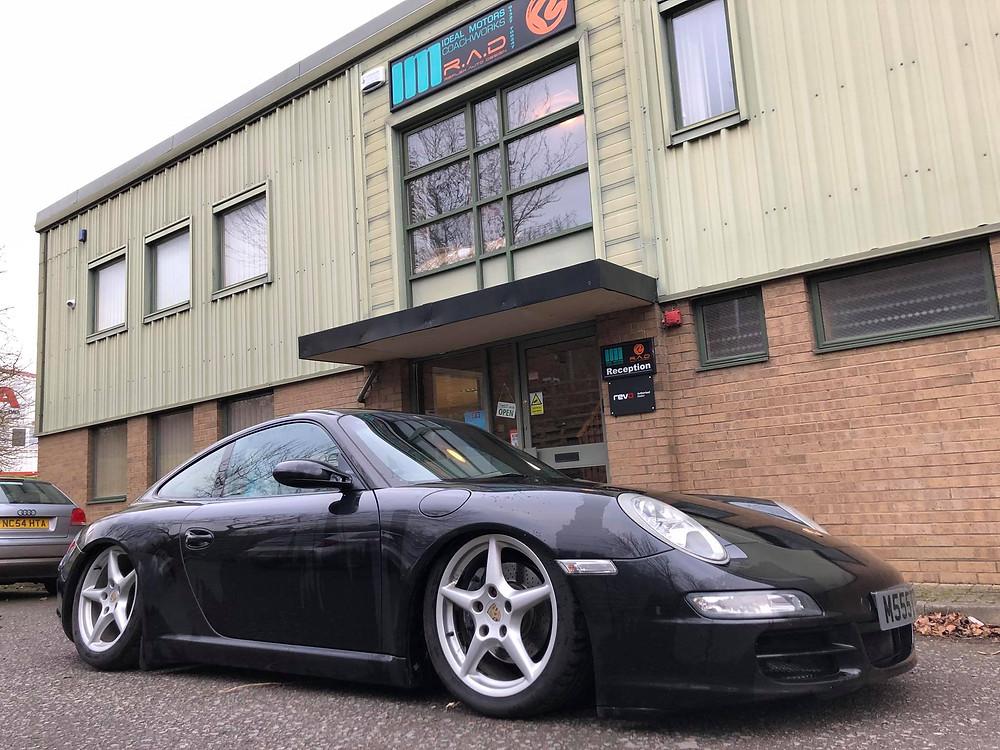 Porsche 997 Old & New