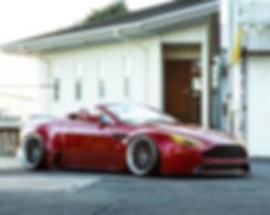ACR Performance Aston Martin Vantage Cab