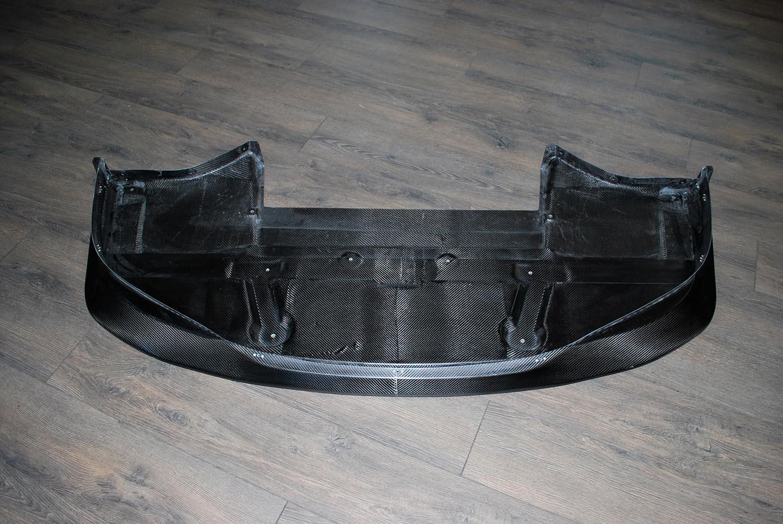 Cayman RSR Front Splitter