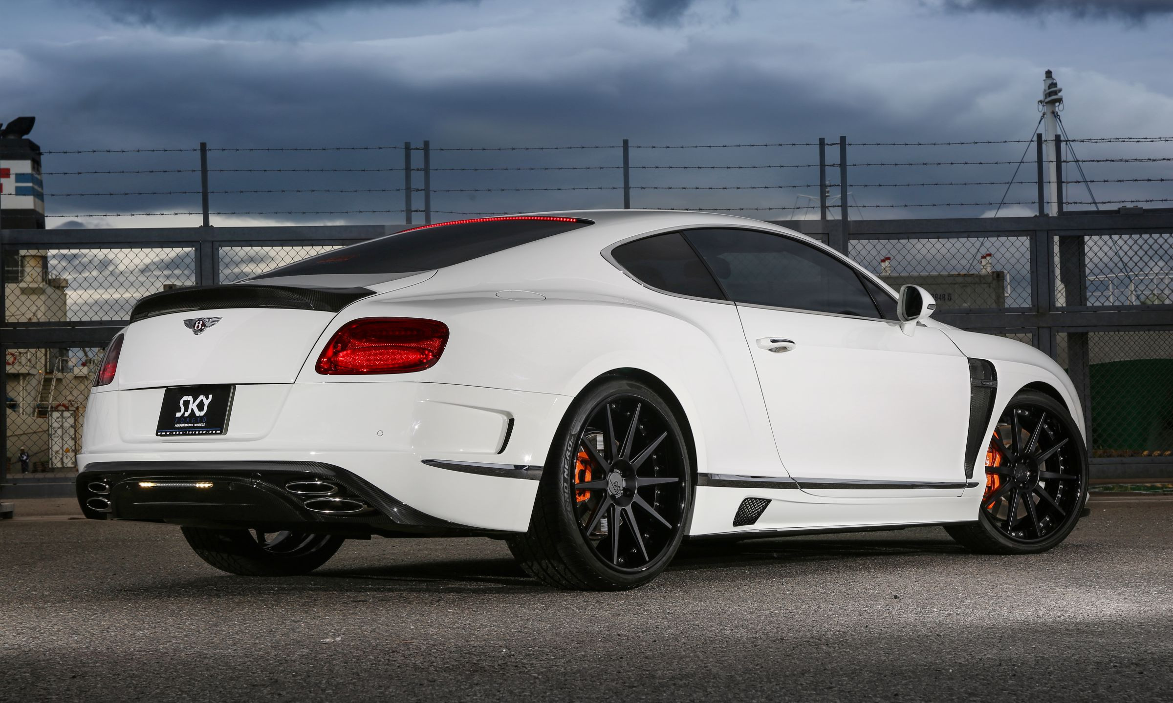 SKY Forged Mansory Bentley GT