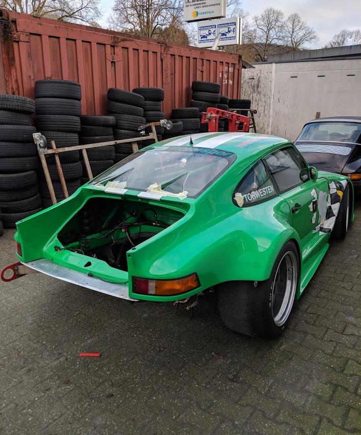 DP Motorsport DP3 Racer