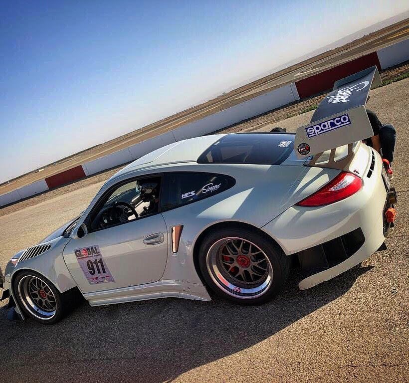 Porsche 997 GT3 R Bi-Turbo Sleepers Spee