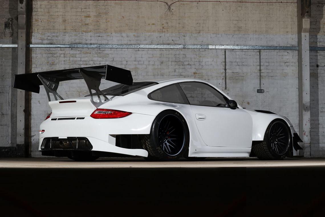 Porsche 997_GT3R