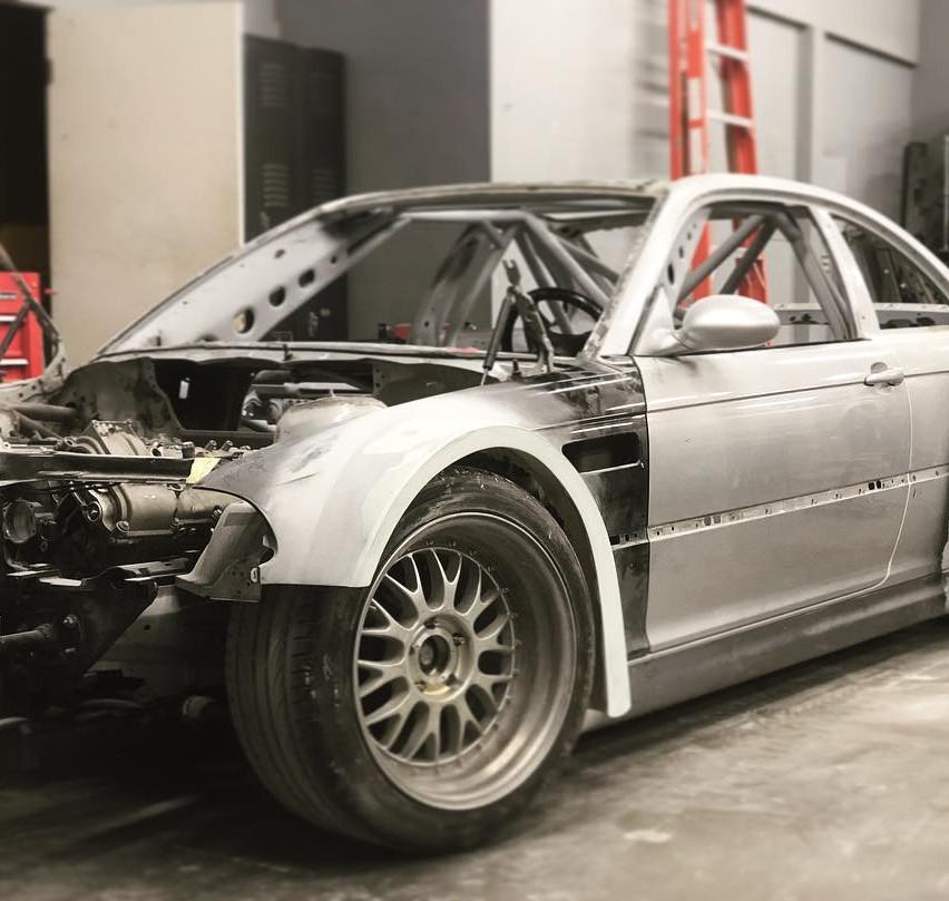 BMW E46 M3 V10 GTR Wide_body
