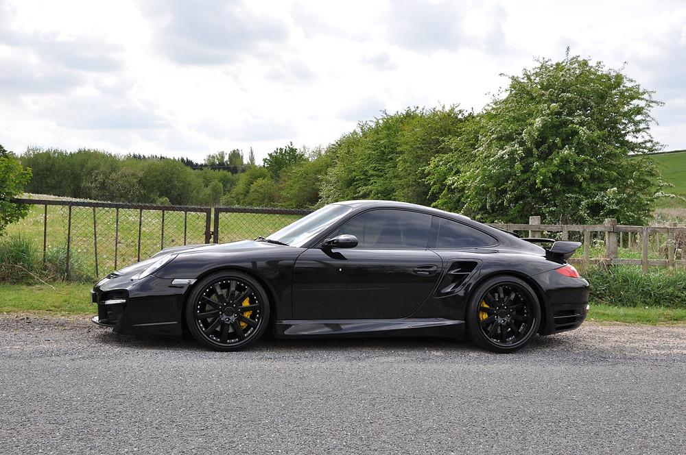 Speedwells Porsche 997 Base Model