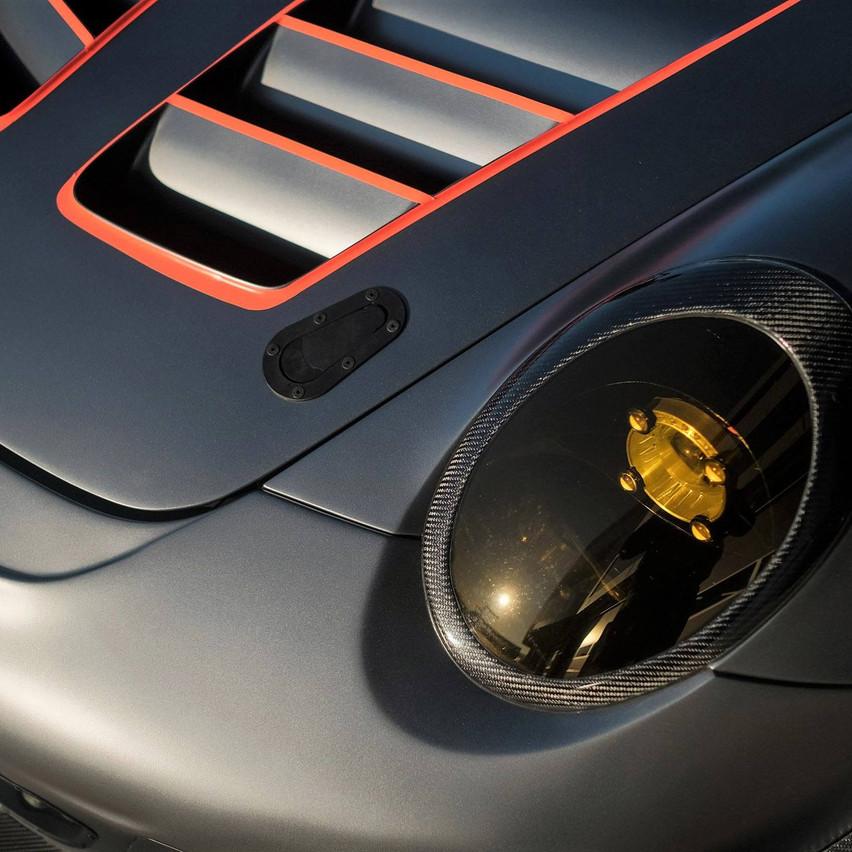 Porsche 997 GT3R