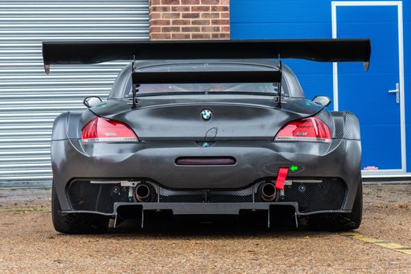 BMW Z4 GT3 Gen 2
