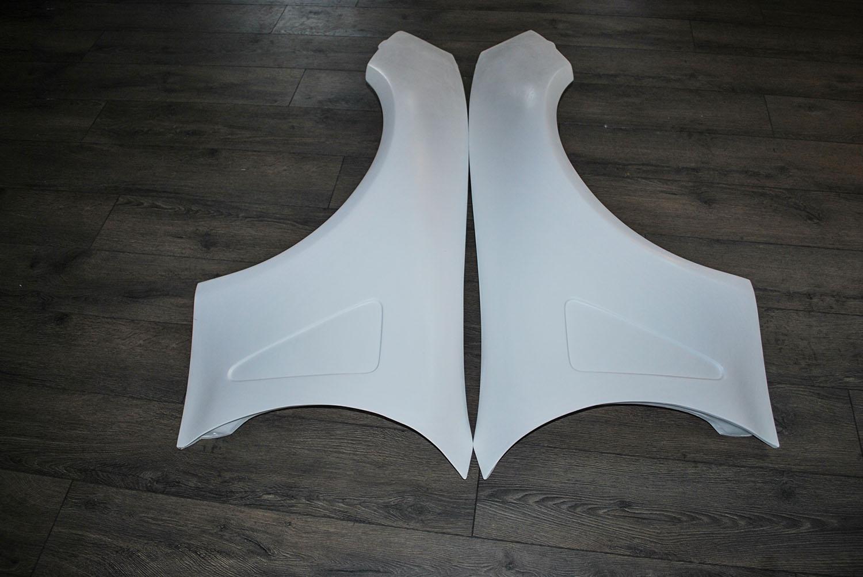 Speedwells Supra Front_Fenders