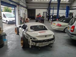 BMW E89 Z4 V8 GT3