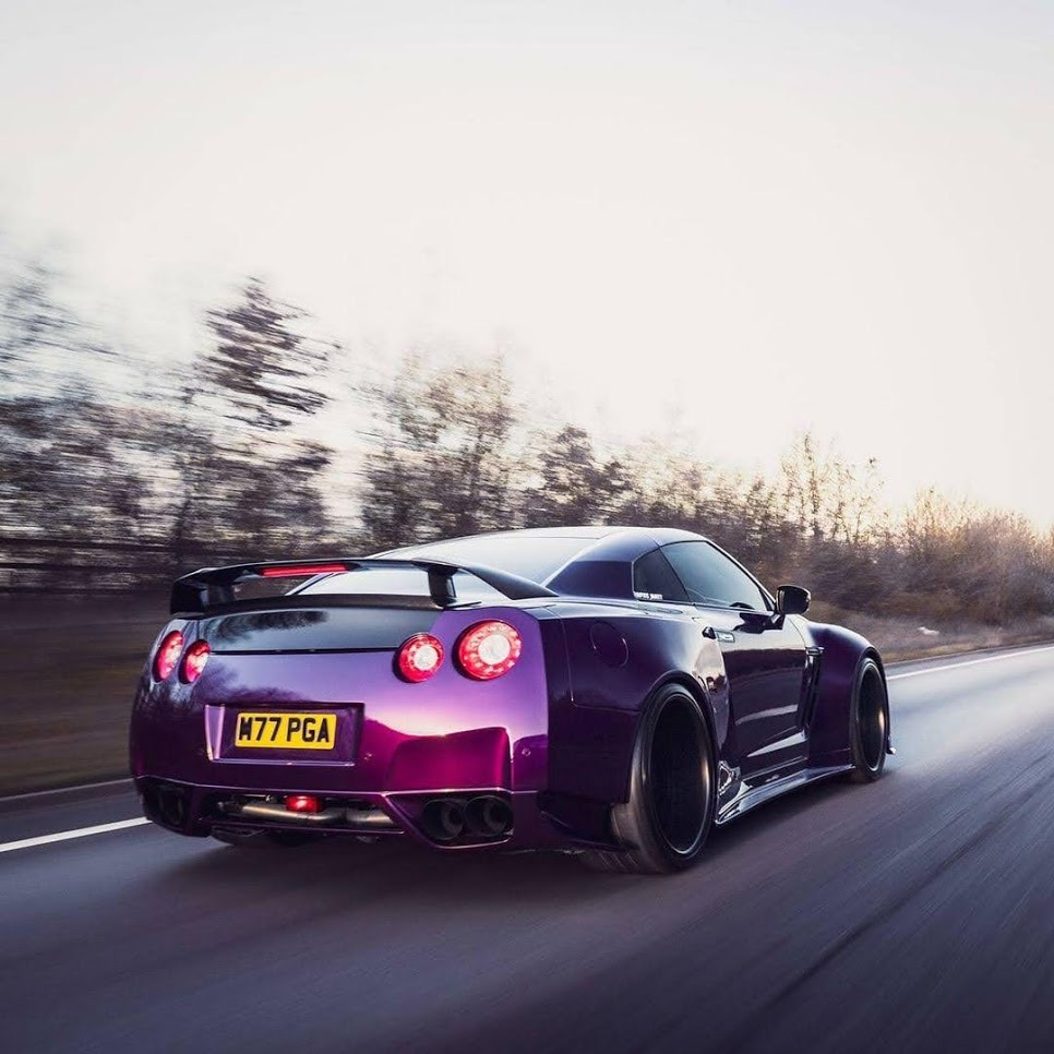 VAD Nissan GTR Wide Body
