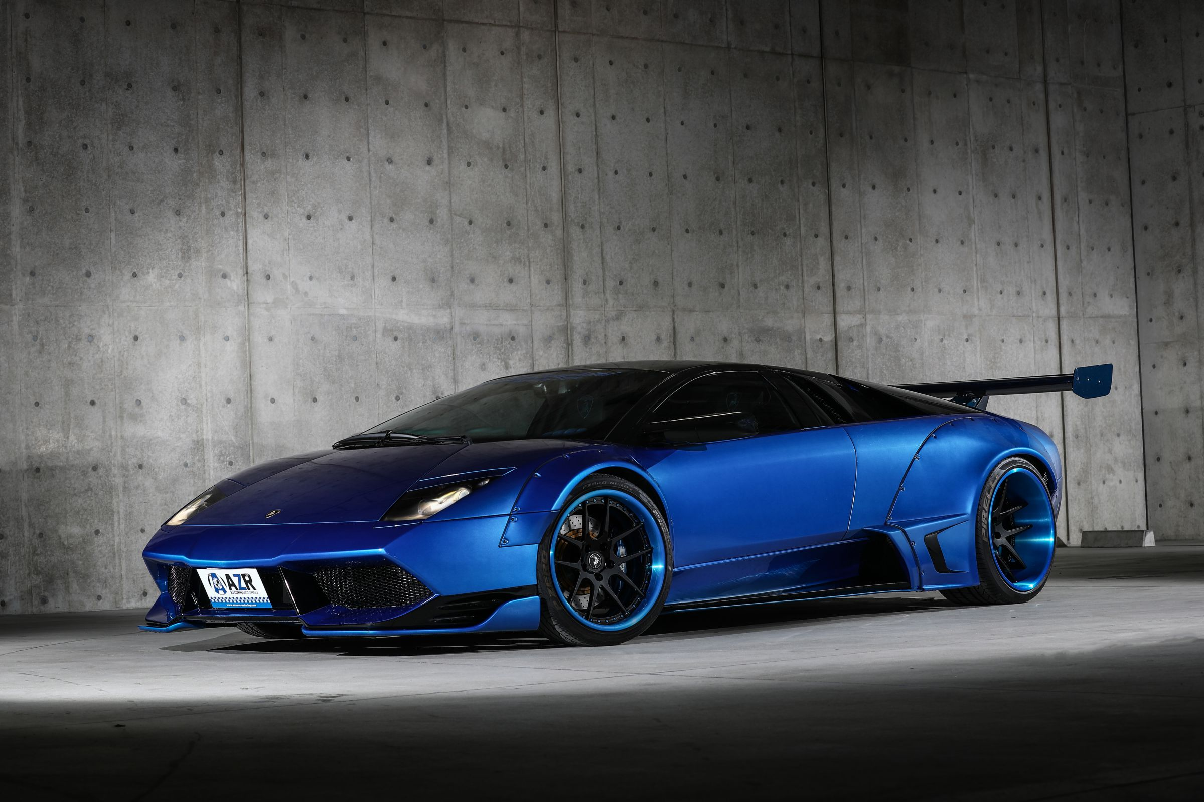 LB Perform Lamborghini Murcielago