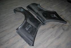 GTR R35 Rear Quarter Panels