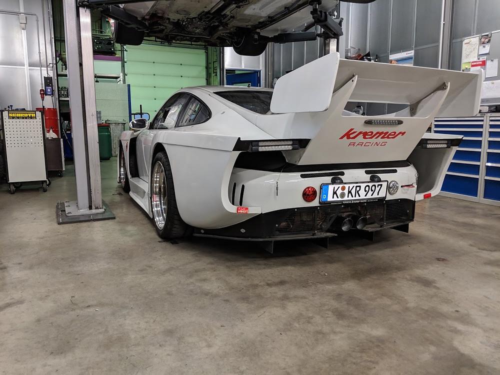 Kremer K3R 997 Porsche road car