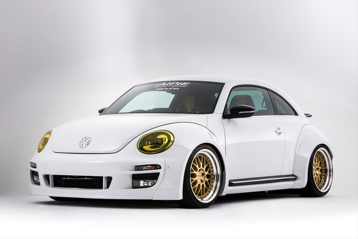 Newing VW Beetle RSR