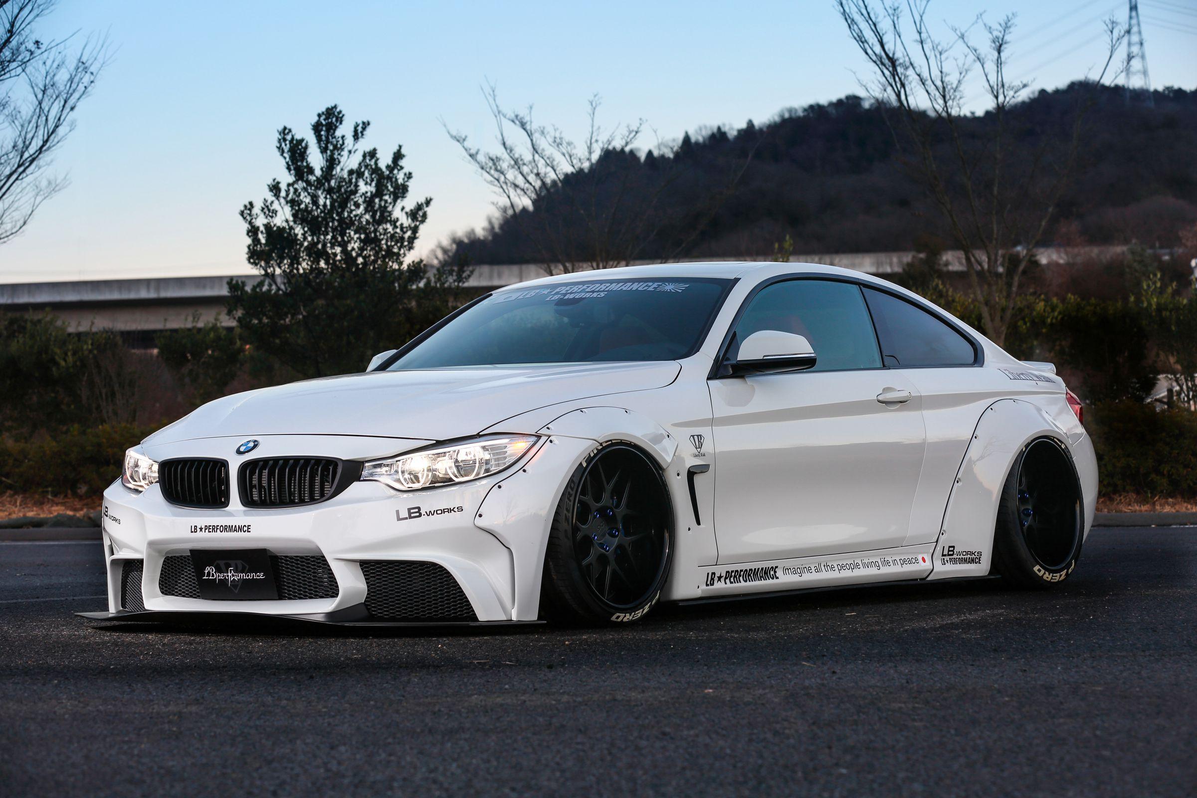 LB WORKS BMW M4