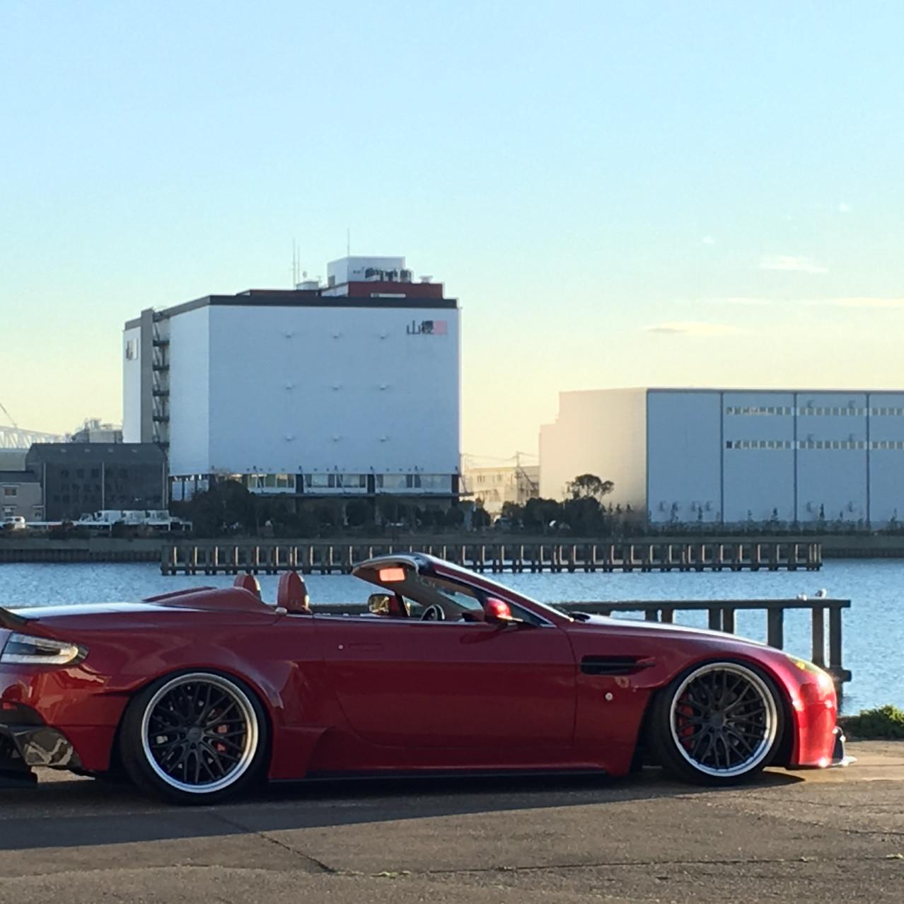 ACR Performance Aston Martin Vantage Side