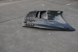 Nissan GTR GT3 Carbon Fibre_Bonnet