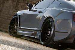 Bentley GT wide body Rear Quarter Panel.