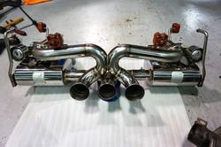 Ferrari 458 Powercraft Exhaust