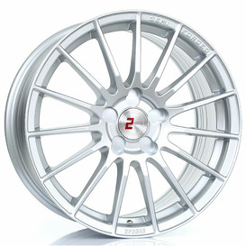 2Forged ZF4 Silver