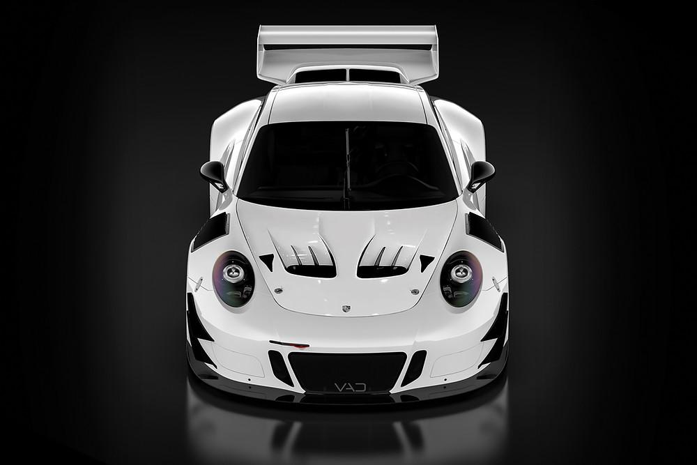 GT3RR Porsche 991R Wide Body