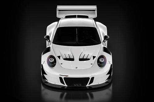 Porsche 991 GT3R Wide Body Aero Kit