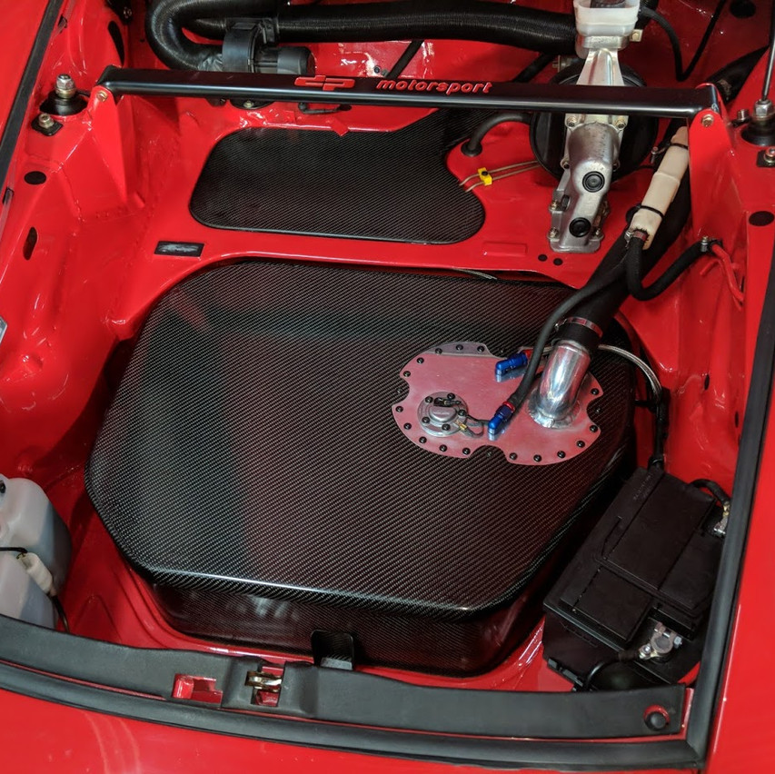 DP Motorsport 911 RS 3.5