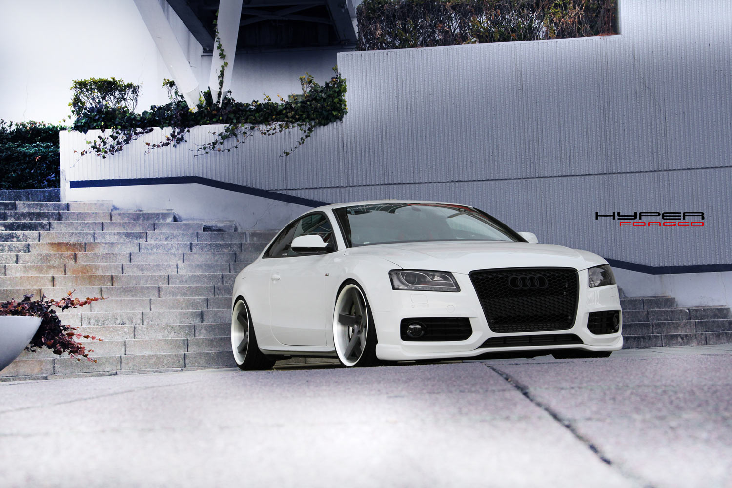 Audi A5 Fitted with 20'' HF_C5