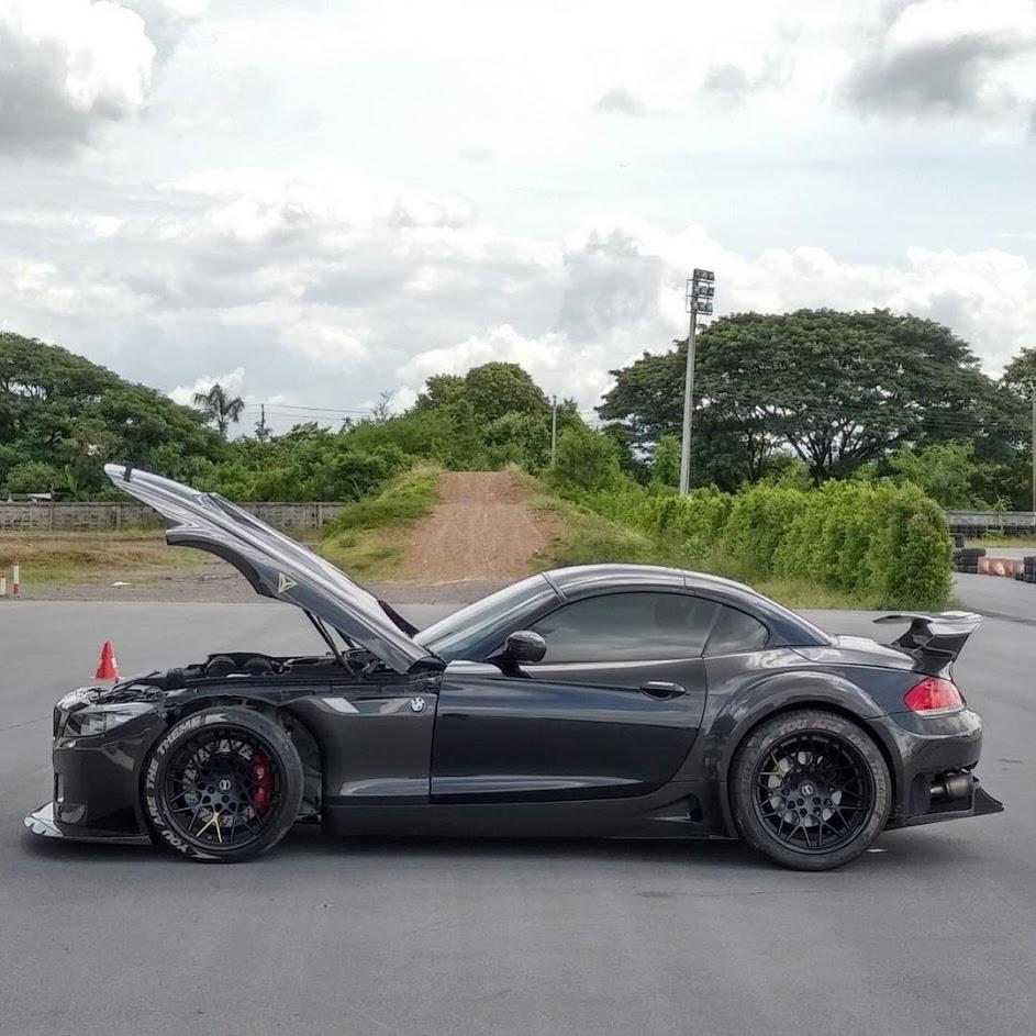 Bmw Z4 Gt3: BMW Z4 GT3 E89 V10
