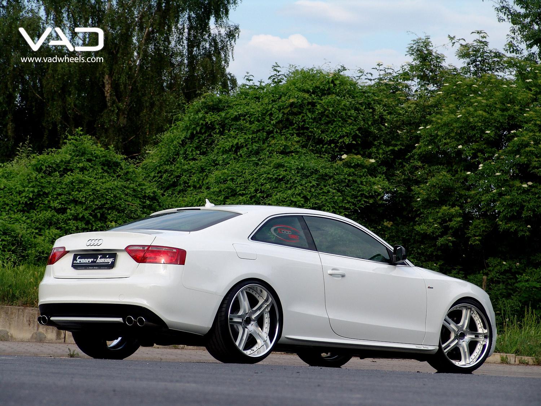 A5 21'' S250 White & Polished