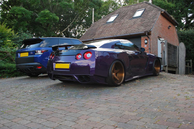 Wide Body GTR