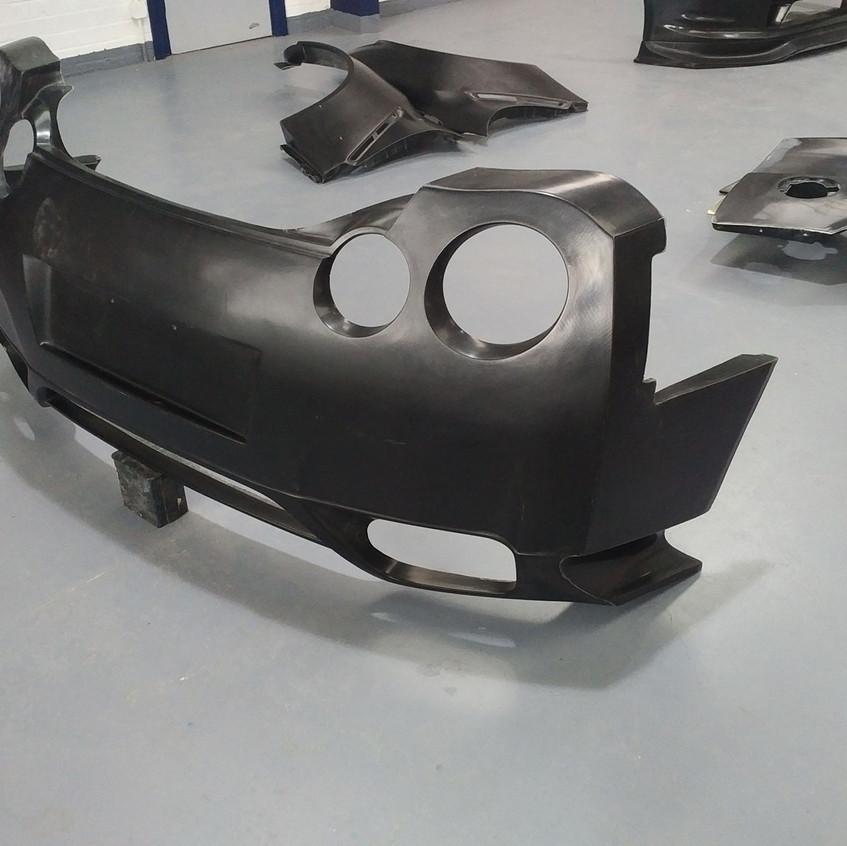 Nissan-GTR-Wide-Body-Rear-Bumper