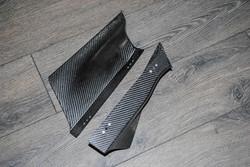 Nissan GTR Diffuser end caps