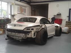 BMW Z4 GT3 V8