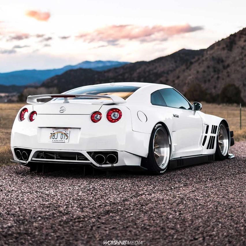 Nissan GTR Ichiban Wide Body_15