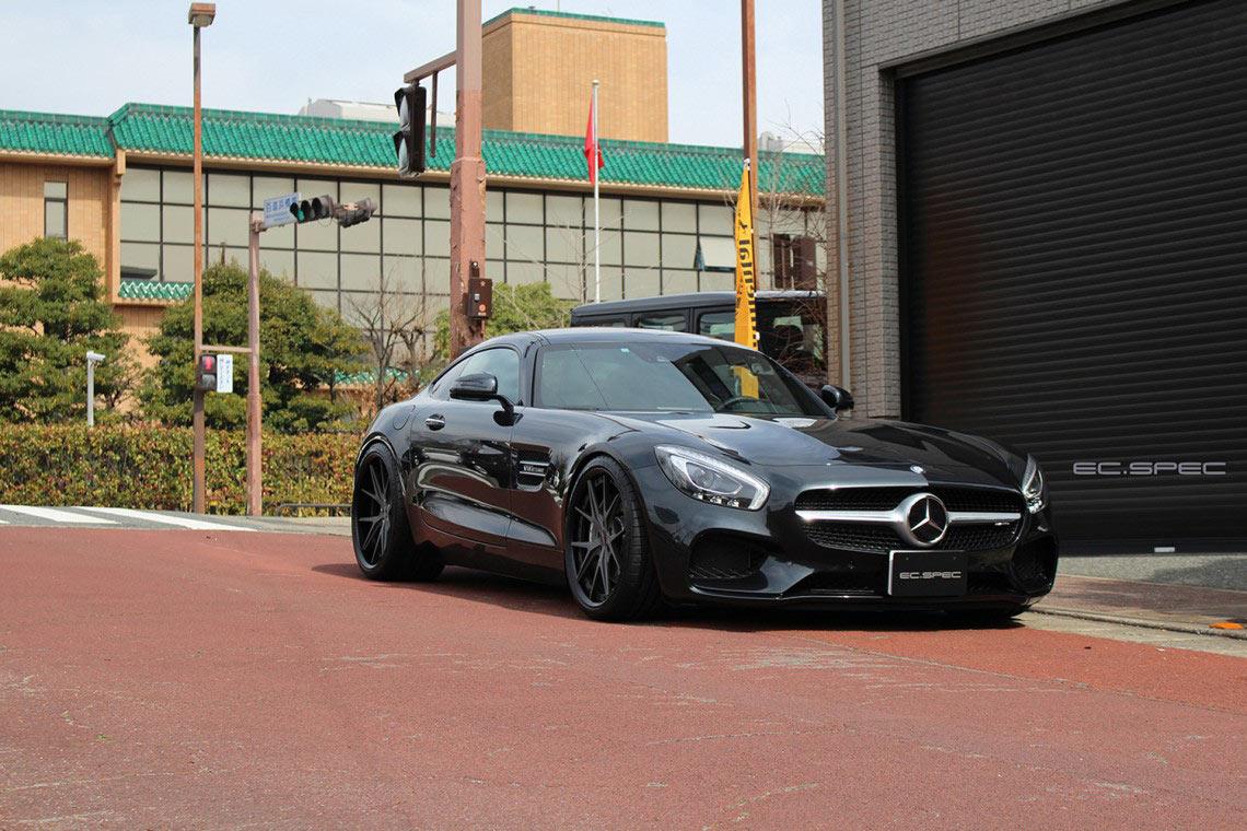 Mercedes Benz GT