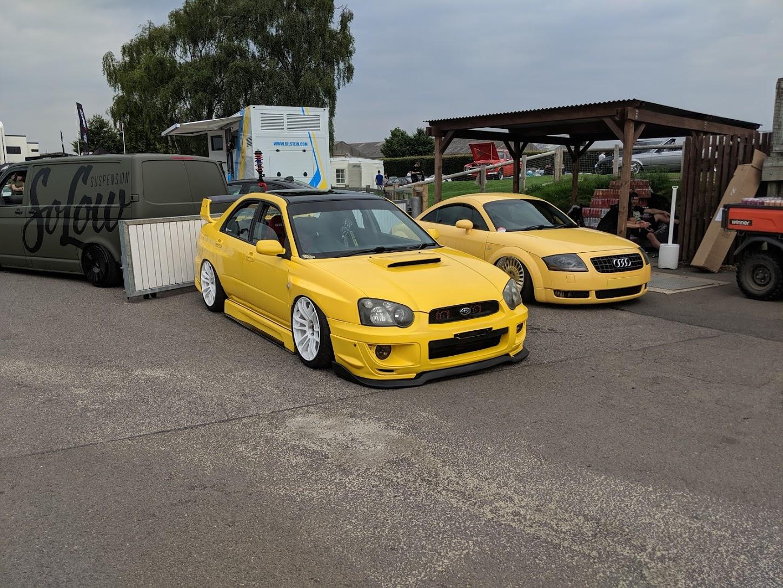 Subaru  Goodwood Motor Circ