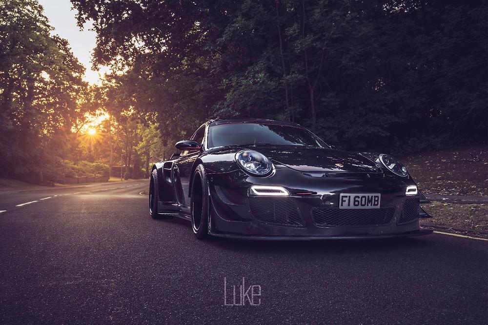 Porsche 997 Turbo-R