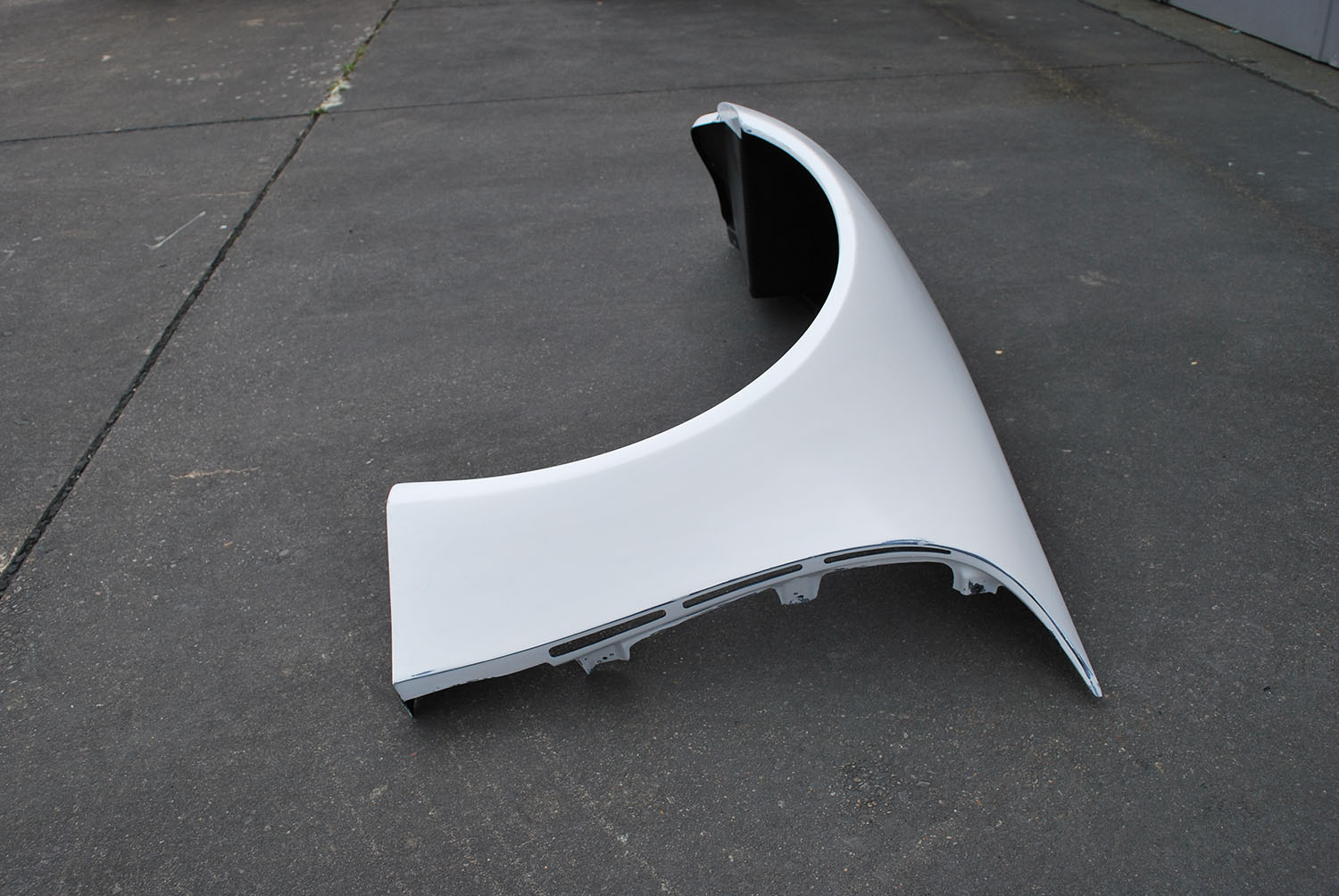 Porsche 996 Turbo-R Front Wider fender