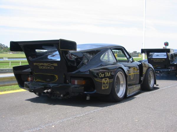 Porsche 911 935 K3