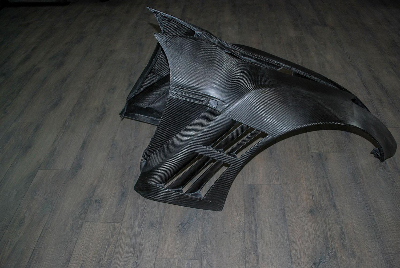 GTR R35 Front Fenders