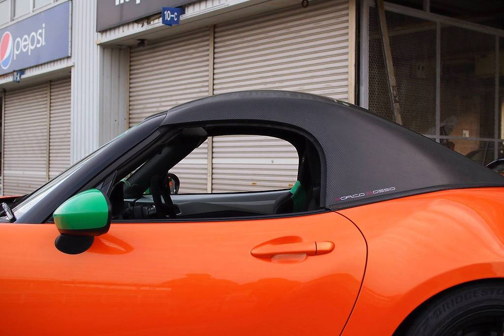 Mazda MX5 ND dry Carbon Hard Top