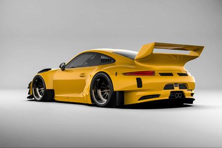 Porsche 991R